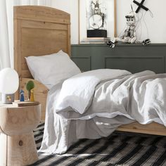 http://www.thefoxesden.co.nz/products/childrens-duvet-cover-white-soft-grey-100-pure-linen