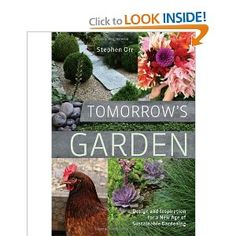 This book about eco-friendly gardening by Martha Stewart's gardening editor is terrific.  Nature-lovers don't have to give up good design!