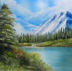 Bob Ross - Yahoo Image Search Results