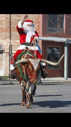 Christmas in Texas USA