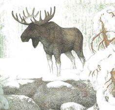 Kalevala-kuvitustabyPirkko-Liisa Surojegin
