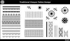 what do filipino tribal tattoos mean Traditional Filipino Tattoo, Filipino Art, Filipino Culture, Filipino Empanada, Traditional Tattoos, Traditional Design, Ethnic Tattoo, Filipino Tribal Tattoos, Samoan Tattoo