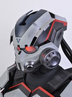 Skylow Capture Trooper suit for Killzone Intercept (Pic Heavy)