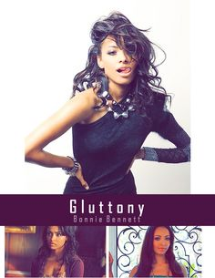 Seven Deadly Sins Vampire Diaries-GLUTTONY