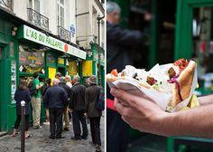 Spis godt i Paris - Guide til de bedste spisesteder i Paris