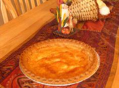 Buttermilk Pie (Just a Pinch)
