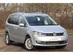 Used 2014 (14 reg) Reflex Silver Metallic  Volkswagen Sharan 2.0 TDI SEL (177 PS) DSG for sale on RAC Cars