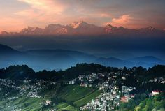 Surrounded by tea plantations and set against a backdrop of jagged white Himalayan peaks, Darjeeling is nestled away in the northern regions...