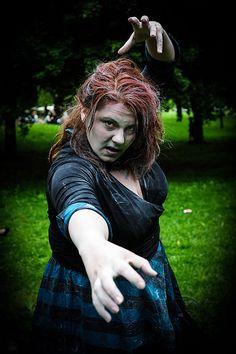 Zombie Retro #zombie