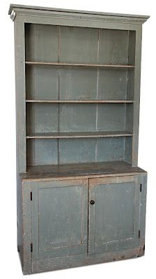 Early 19th century cupboard - love!
