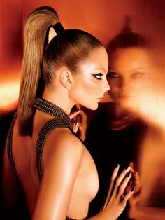 Long Ponytail Hairstyles is always one of the coolest Long Ponytail hairstyles that you can achieve. This Long Ponytail hairstyles gives you Long Ponytail Hairstyles, Long Ponytails, Sleek Hairstyles, Hair Styles 2014, Long Hair Styles, Sleek Ponytail, Maquillage Halloween, Homecoming Hairstyles, Prom Hair