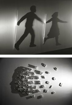 Amazing Light & Shadow Art by Kumi Yamashita | Inspiration Grid | Design Inspiration