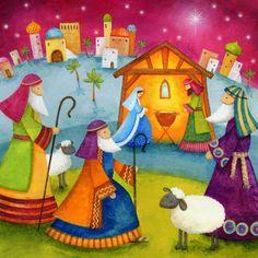 Clare Caddy - Nativity sheperds.jpg