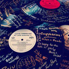Guestbook Vinyls!