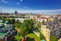 Kiev's Famous Architecture and Streets http://buff.ly/1yMKBBT  #travel #journey #travelblog #adventure #wanderlust