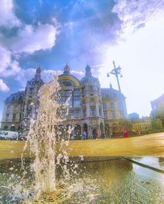 Antwerp central train station The most beautiful train station in the world! Have you ever visited it?        #thisisantwerp #antwerplovers #antwerpen #antwerpcity  #visitflanders #visitantwerp #stadantwerpen #gopro #goprooftheday #goprohero #goprouniverse #goprophotography #goproeverything #goprophoto #goprodaily #photooftheday #instadaily #photography #meditation #travelgram  #travelfriendly #wheretonext  #architecture #belgium #history #architecturelovers #architexture #traveling…