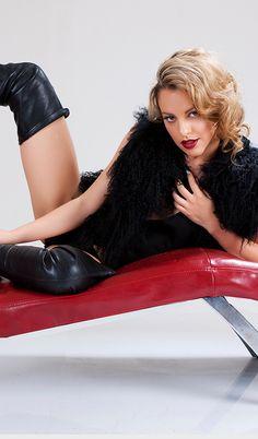 Glamour with Sabrina Sydney Australia, The Selection, Leather Skirt, Glamour, Skirts, Fashion, Moda, Leather Skirts, Skirt