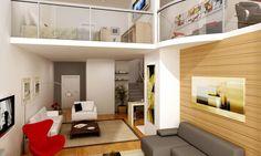 Noiva com Classe: Decoração: Lofts e Estilo Industrial Urbano - ideias e conceito