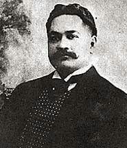 Prince David La'amea Kahalepouli Kinoiki Kawānanakoa Pi'ikoi (1868-1908).