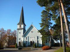 Riihimäen seurakunta - Keskus kirkko