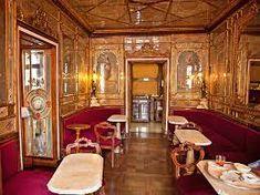 Bildergebnis für Kaffeehäuser Venedig