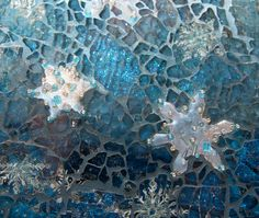 Snowfall Detail-My Exchange Piece for MASGO | Flickr - Photo Sharing!
