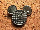 Costume Icons Disney Pin - 2012 Hidden Mickey Series  - Emporium CHASER #EasyNip