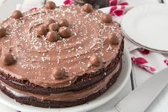 Dark Chocolate Cake Recipe - Food.com