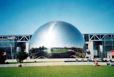 Paris - city de sciences