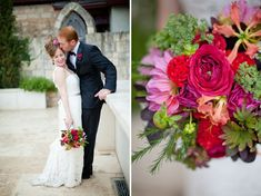 Bright + Colorful Wedding Inspiration