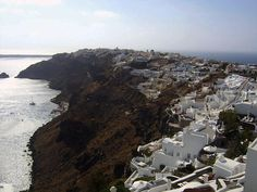 Not only one of the most popular Greek islands but also one of the most picturesque. It is full of beautiful churches, offers dramatic sunsets and has a lively cultural scene too. Oia Santorini, Greek Islands, Day Tours, Holiday Destinations, Sunsets, Greece, Tourism, Road Trip, Scene