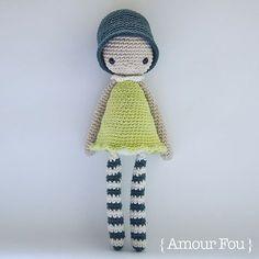 { Amour Fou | Crochet }: { Amélie... }