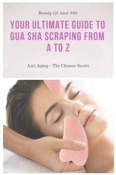 When scientists tried Gua Sha on 60 participants who used the computer for maximum hours throughout the day, the found incredible results. Pain on the neck, arms and lower back saw drastic healing effects when the subjects were introduced to sha. Unlike traditional massaging methods, Gua Sha affects the user quickly with a bigger range of results. It's like the next-level massage with plentiful healing. Moreover, it is an ancient art that is passed down generations as a secret for youthful skin. Gua Sha Massage, Face Massage, Gua Sha Facial, Skin Care Routine For 20s, Face Exercises, Face Yoga, Facial Care, Scientists, Beauty Care