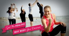 Who knew getting in shape can be so easy, if you just do it the right way! I love this :) #AnnaRenderer