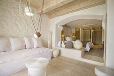 Un hotel di design a Mikonos