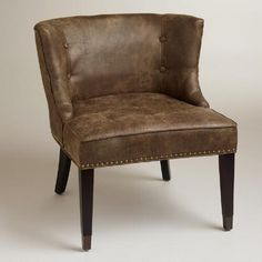 One of my favorite discoveries at WorldMarket.com: Bennett Chair