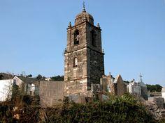 Iglesia de Santiago, Triacastela, Lugo, #CaminodeSantiago