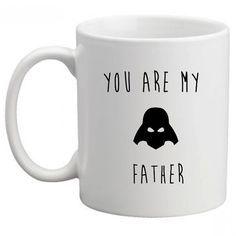 Du bist mein Vater Tasse schönes Geschenk für Papa von missharry