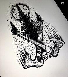 Viking Tattoos For Men, Viking Warrior Tattoos, Viking Rune Tattoo, Rune Viking, Viking Tattoo Sleeve, Norse Tattoo, Tattoo Design Drawings, Tattoo Sleeve Designs, Sleeve Tattoos