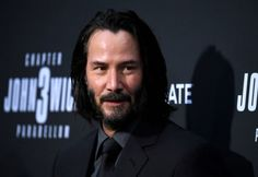 Keanu Reeves attends the special screening of Lionsgate's John Wick Chapter 3 Parabellum at TCL Chinese Theatre on May 15 2019 in Hollywood California Keanu Reeves, Keanu Charles Reeves, Lana Wachowski, Enter The Matrix, Jessica Henwick, Neil Patrick Harris, Jada Pinkett Smith, David Boreanaz, Alyson Hannigan