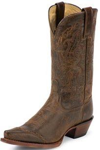 Tony Lama Sierra Goldrush Style Women Boots VF6009