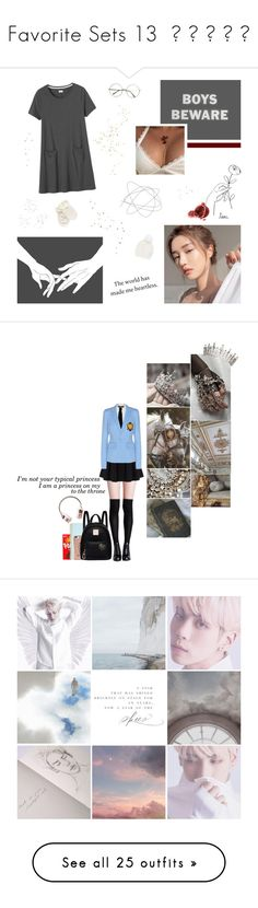 """""""Favorite Sets 13  ⍝ ⍛ ⍹ ⍛ ⍝"""" by yellowpika-san ❤ liked on Polyvore featuring Toast, La Fiorentina, Oui, Polo Ralph Lauren, RED Valentino, Emilio Pucci, Miss Selfridge, Ted Baker, Fiorelli and TIARA"""