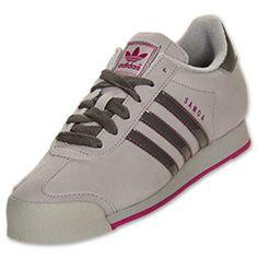 adidas samoa mens casual shoes shift grey/white