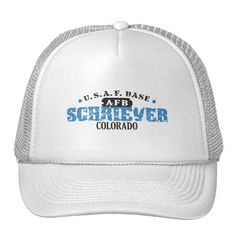 Air Force Base - Schriever, Colorado Hat