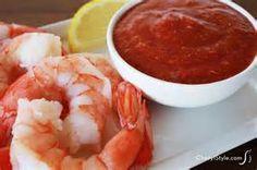 homemade shrimp sauce