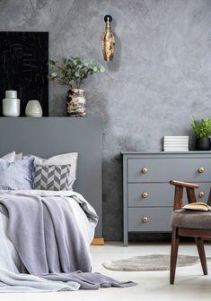 Discover Bedroom Decor Design Tips And Hints. Bedroom Color Schemes, Bedroom Colors, Bedroom Decor, Scandinavian Style Bedroom, Modern Bedroom Design, Bedroom Layouts, Bedroom Styles, White Furniture, Bed Furniture