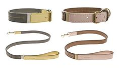 Mungo & Maud's new Bauhaus lead and collar collection is nothing short of understated, modernist perfection! Each piece features a gorgeous palette in leather with webbing accents. Check out more stylish goodies for pooches and felines alike on Mungo & Maud!