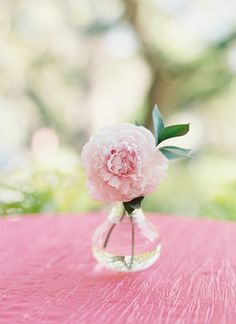 bud vase | Landon Jacob #wedding