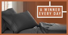 Help me win a quality QUEEN GREAT BED SHEET SET! And enter to win yourself! They have a new winner every day and a change to receive other awesome home deals.
