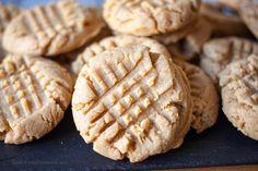 Perfect Peanut Butter Cookies | MadeFromPinterest.net